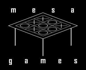 Logotipo MesaGames