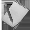 Icono Ver Anotaciones o Recordatorios